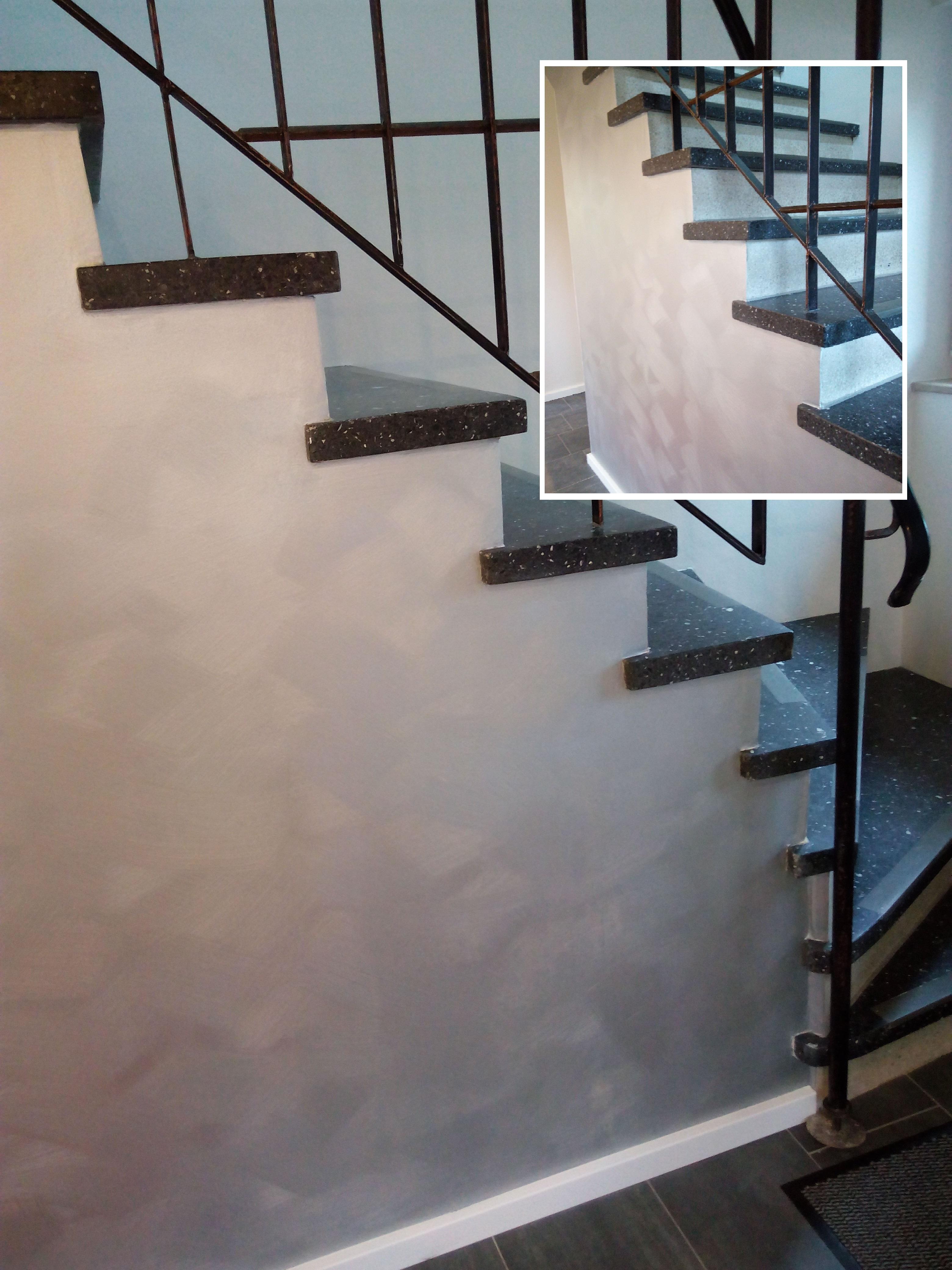 Wandfarbe silber metallic effekt wandfarbe wandlasur silber perlglanz metallic ebay metallic - Silber wandfarbe ...